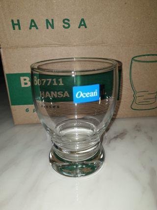 🚚 Ocean glass 300ml x 6pcs