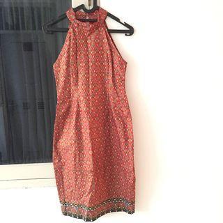 Dress Pesta Merah #mauvivo