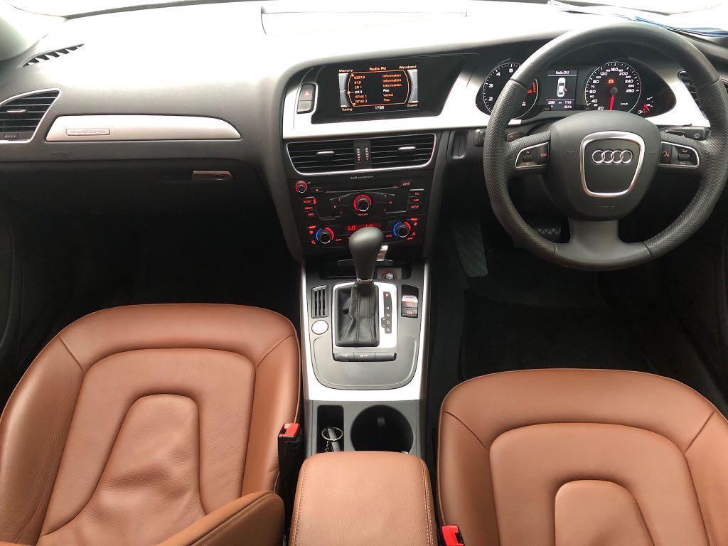 2011 AUDI A4 2.0T QUATTRO