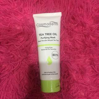 Tea Tree Oil Purifying Mask by Cosmoderm