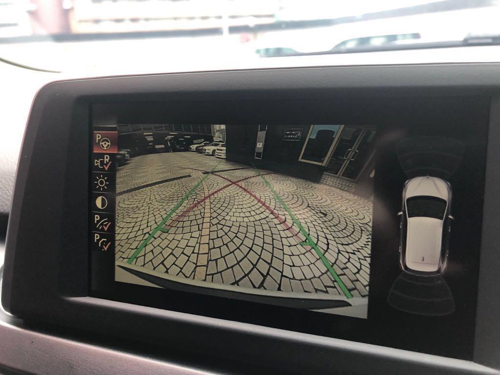 2015 BMW 218i