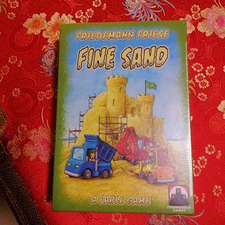 Fine Sand Board Game