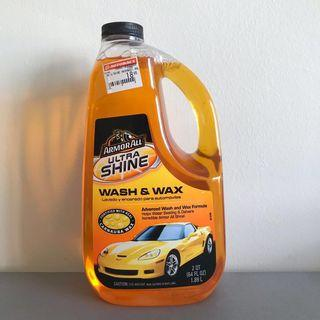 ArmorAll Wash and Wax Ultra Shine
