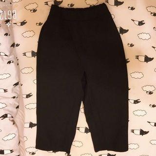🚚 個性微厚感寬褲 可換物