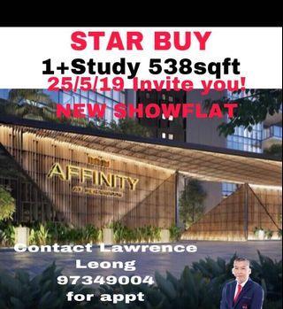 Star Buy 1+Study Affinity @ Serangoon