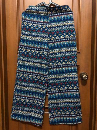 Tribal Pants kulot