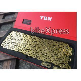 YBN SLA Super GOLD Series ( 11 Speed )