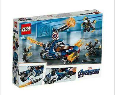 復仇者聯盟 最終章Lego