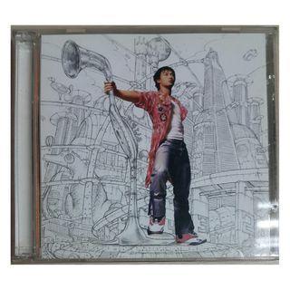 CD HDCD + VCD 陳奕迅 打得火熱 附 EASON CHAN 歌詞紙 2000 K歌之王 低等動物 活躍症 包平郵