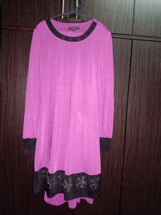 Baju kurung jenama first lady