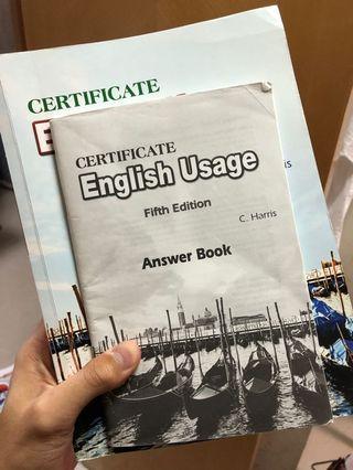 英文練習連答案