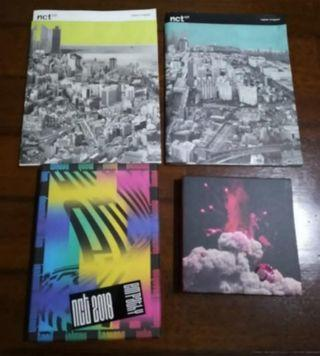 wts nct albums