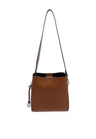 NEW obermain sling Brown bag