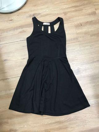 [3 for $10] Black dress