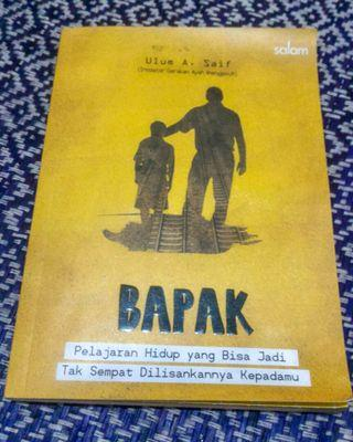 Buku BAPAK - Ulum A. Saif