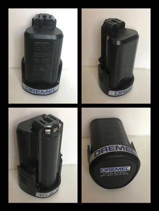 Dremel 10.8V Li-Ion Battery Pack 875