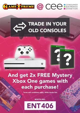 Trade in anr buy xbox one deal