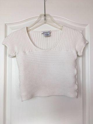 ça va de soi - Cropped Shirt