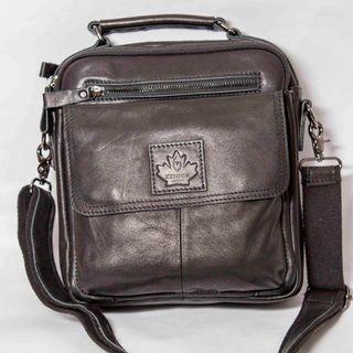 ZZNICK 正品油蠟皮牛皮時尚男包 單肩包斜背包手提包爆款真皮68036全新牛皮包 國外熱賣