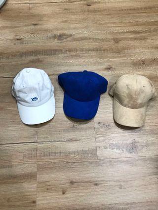 [4 for $10] Ulzzang korean caps