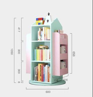 🚚 kids book shelves