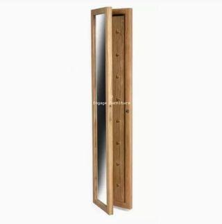 🚚 NARVIK key cabinet with mirror