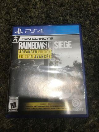 🚚 PS4 RAINBOW SIX SIEGE