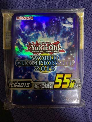 [Brand New] World Championship 2015 Sleeves