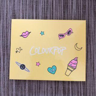 Colourpop Empty Palette - Small (I am Cool)