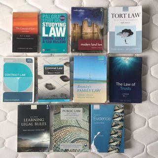 Per loved Oxford's law books