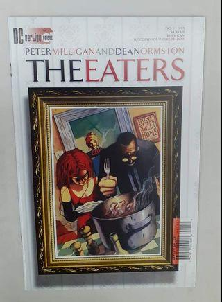 The Eaters #1 ( ♡ One Shot Story )