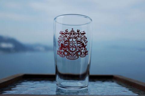 日本Suntory vintage 中古啤酒杯