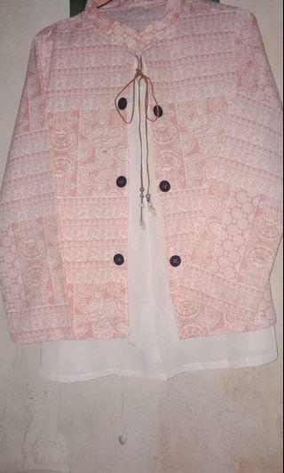 Kemeja blouse nego