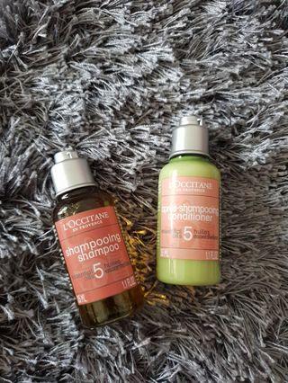 L'occitane 5 essential oil