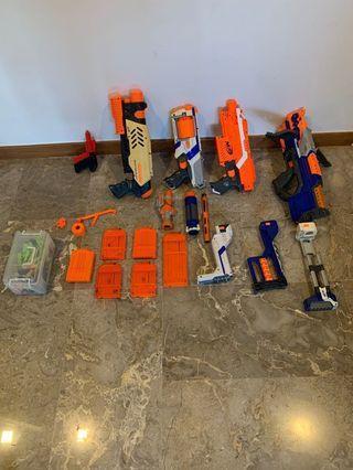 Beloved Nerf Guns for sale