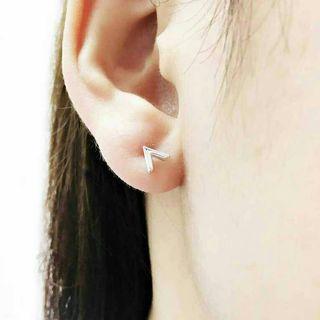 925純銀耳環3組一套