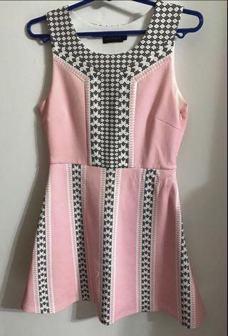 The Closet Lover Sweet Pink Dress