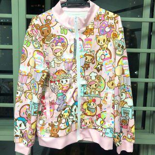 $39.90* BNWT Tokidoki Donutella Pink Jacket