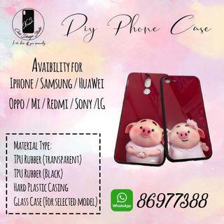 🚚 DIY Phone Cover