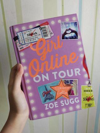 Girl Online On Tour by Zoe Sugg Zoella