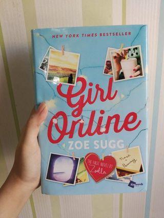 Girl Online by Zoe Sugg Zoella
