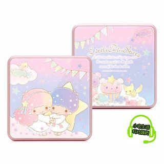 正版Sanrio 授權 Melody & Little Twin Stars 玻璃鏡面行動電源(共4款) 10000 mAh Power Bank 尿袋