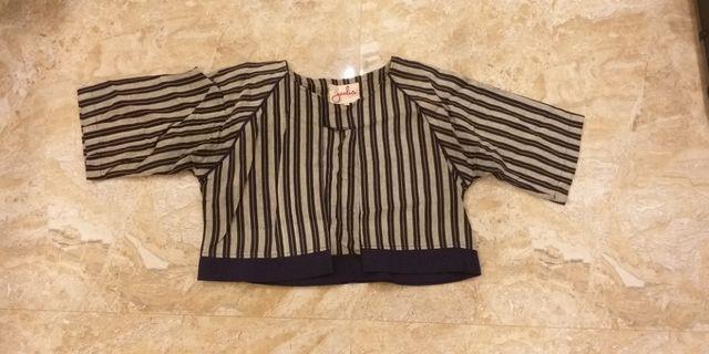 batik lurik outerwear