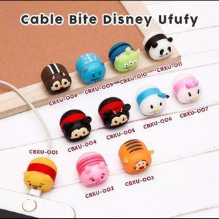 Pelindung Kabel (Cable Bit/Cable Protector) Disney