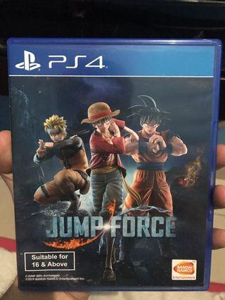 Jump Force PS4 2nd