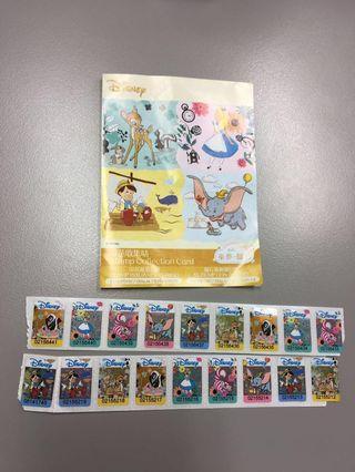(包郵) 23個7-11 印花換Disney 童夢隨行系列