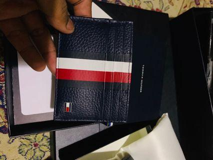 Tommy hilfiger card holder!