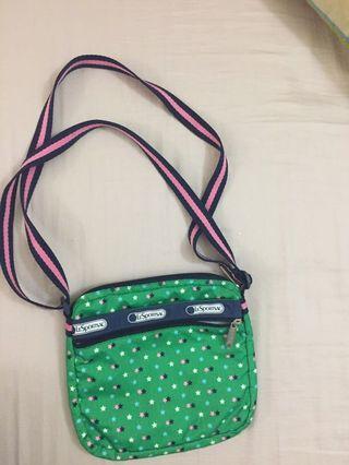 Lesportsac sling bags