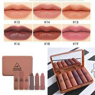 🚚 Hot Selling💥HF Velvet Matte Long Lasting Lipstick