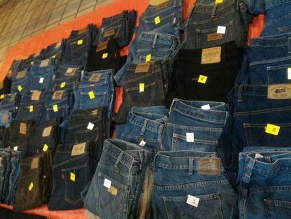 Seluar jeans raya cheras